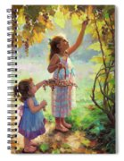The Harvesters Spiral Notebook