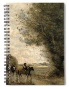 The Haycart Spiral Notebook