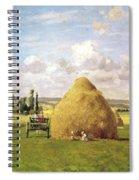 The Haystack Spiral Notebook