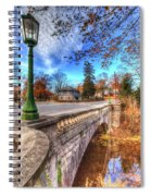 The Headless Horseman Bridge Spiral Notebook