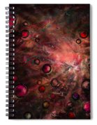 The Heart Of A Dream Spiral Notebook