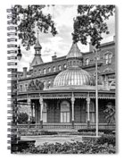 The Henry B. Plant Museum Bw Spiral Notebook