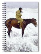 The Herd Boy Spiral Notebook