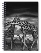 The Herd Spiral Notebook
