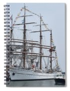 The Sagres Spiral Notebook
