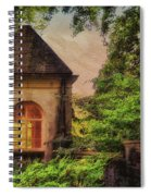 The Hideaway Spiral Notebook