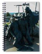 The Highground Spiral Notebook
