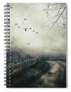 The Highlands Spiral Notebook