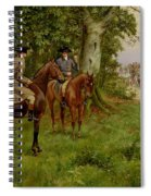 The Highwaymen Spiral Notebook