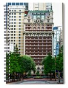 The Historic Adolphus Hotel Spiral Notebook