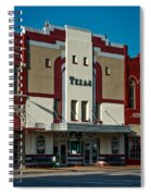 The Historic Texas Theatre Spiral Notebook