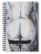 The Hold Ups Spiral Notebook