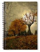 The Holder Of Light Spiral Notebook