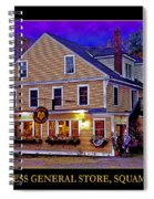 The Holderness General Store Spiral Notebook