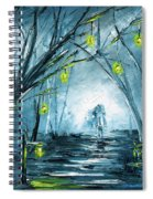 The Hollow Road Spiral Notebook