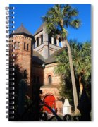 The Holy City Spiral Notebook