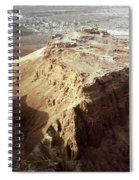 The Holy Land: Masada Spiral Notebook