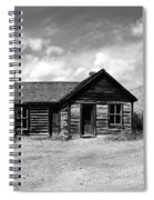 The Homestead Spiral Notebook