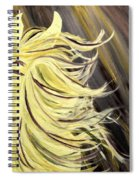 The Horse Spiral Notebook