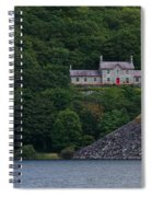 The House By The Llyn Peris Spiral Notebook