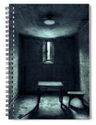 The House Of A Locked Mind Spiral Notebook