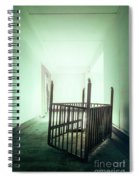 The House Of Lost Dreams Spiral Notebook