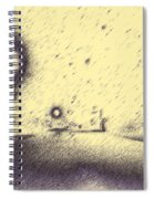 The House On The Corner Spiral Notebook