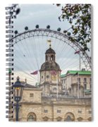 The Household Cavalry Museum 7 Art Spiral Notebook