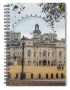 The Household Cavalry Museum London Spiral Notebook