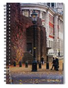 The Household Cavalry Museum London 7 Spiral Notebook