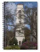 The Howie Carillon Spiral Notebook