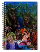 The Howling Spiral Notebook