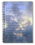 The Human Plateau Spiral Notebook