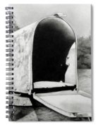 The Humble Mailbox Spiral Notebook