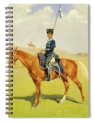 The Hussar Spiral Notebook
