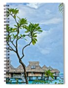 The Huts II Spiral Notebook
