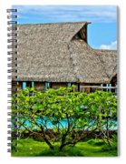 The Huts IIII Spiral Notebook
