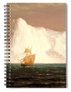 The Iceberg Spiral Notebook