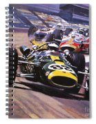 The Indianapolis 500 Spiral Notebook