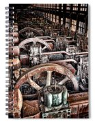 The Industrial Age Spiral Notebook