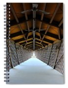 The Infinity Room Spiral Notebook