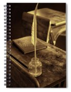 The Inkwell Spiral Notebook