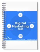 The Interesting Path Digital Marketing Trends Will Take In 2018 Spiral Notebook