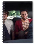 The Intern Spiral Notebook