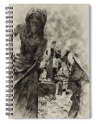 The Irish Famine Spiral Notebook