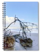 The Island Spiral Notebook