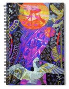 The Jacks Of Jupiter Spiral Notebook