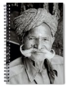 The Jain Man Spiral Notebook