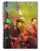 The Jazz Vipers In New Orleans 02 Spiral Notebook