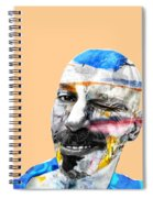 The Jester Spiral Notebook